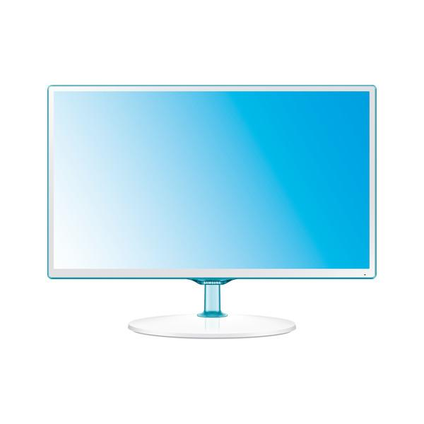 24 Samsung T24D391EW HD Ready LED Freeview TV Monitor
