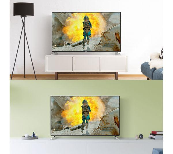 49 Panasonic TX-49EX600B 4K HDR Ultra HD Freeview HD Smart LED TV