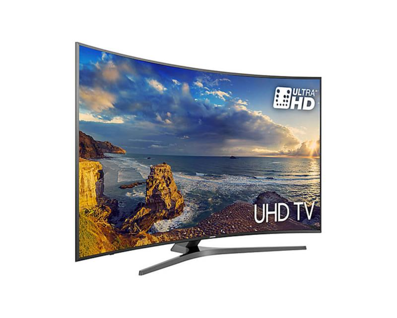55 Samsung UE55MU6670 Curved Ultra HD HDR 4K Freeview HD Smart LED TV