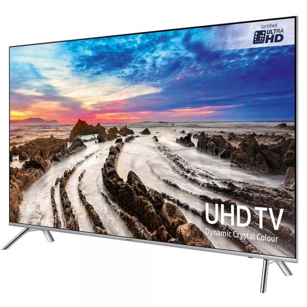 75 Samsung UE75MU7000 4K Ultra HD Freeview Freesat HD Smart LED HDR TV