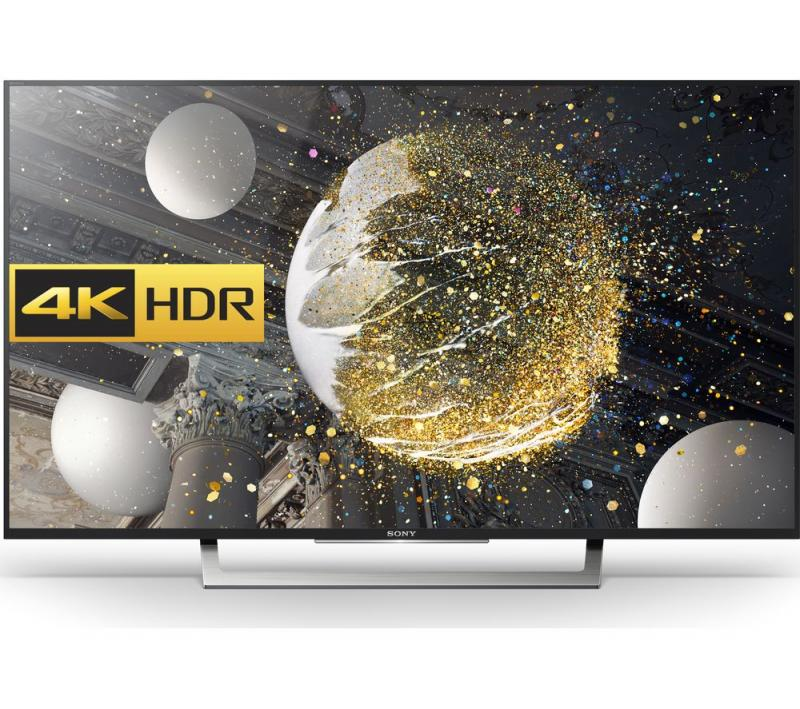 43 Sony KD43XD8305BU 4k Ultra HD HDR Freeview HD Android Smart LED TV