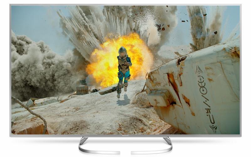 40 Panasonic TX-40EX700B 4K Ultra HD Freeview HD Smart LED HDR TV