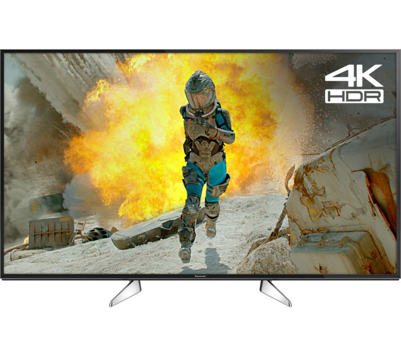 55 Panasonic TX-55EX600B 4K HDR Ultra HD Freeview HD Smart LED TV