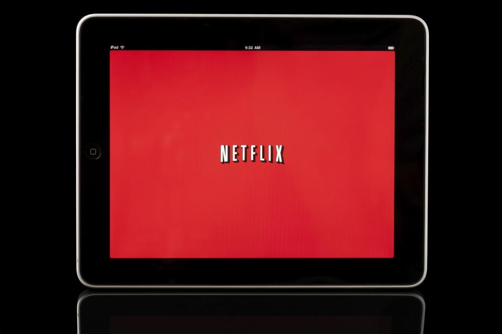 Netflix On Tablet - iStock_000015947754_Medium