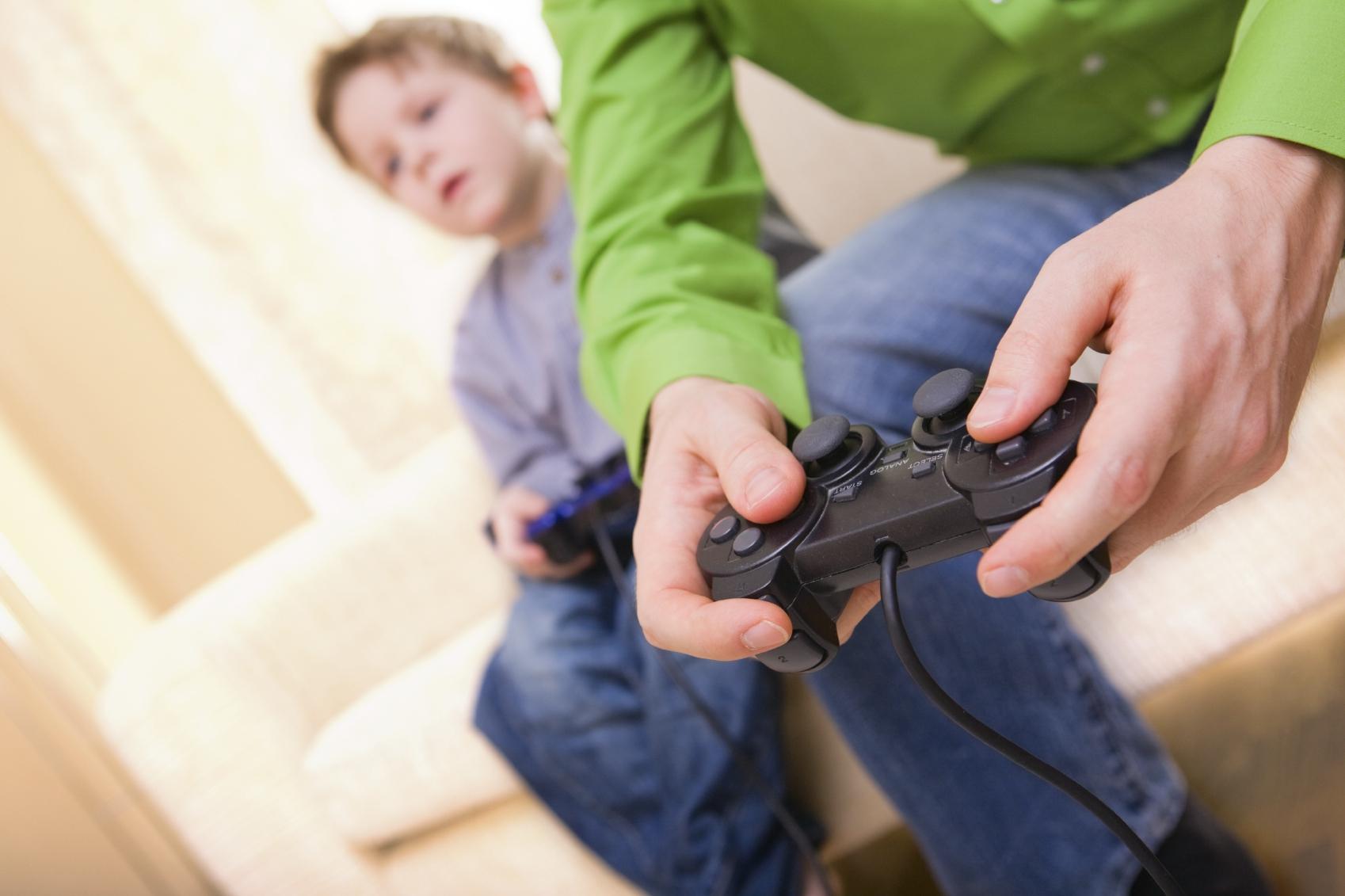 Video Games - iStock_000008938375_Medium