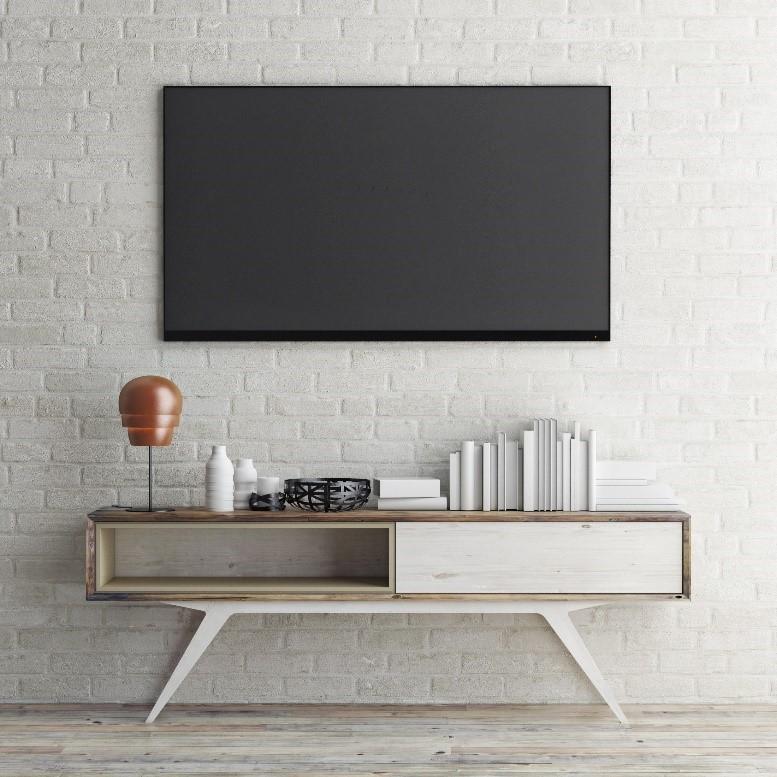 Minimalist TV