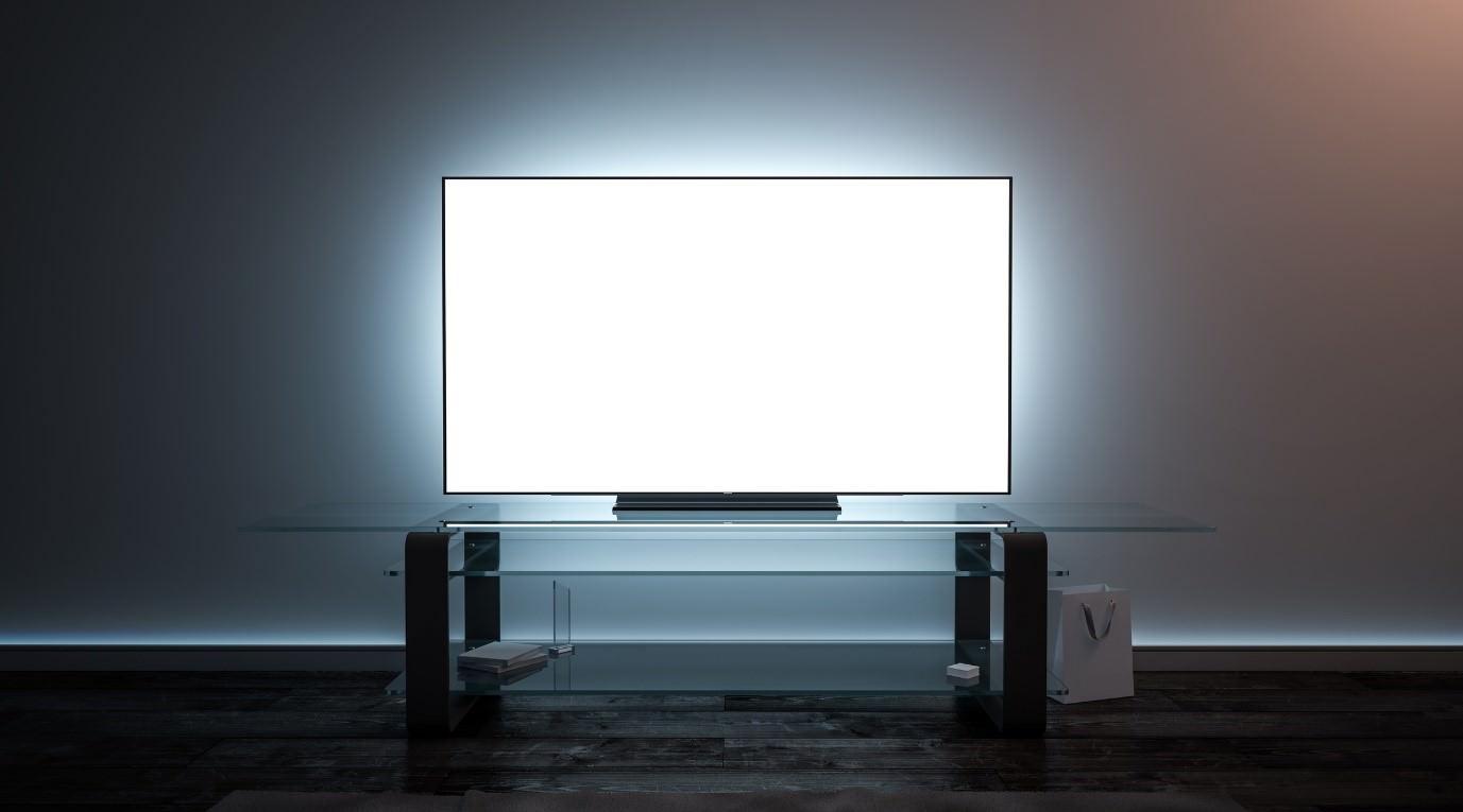 bright tv screen - led, oled, qled