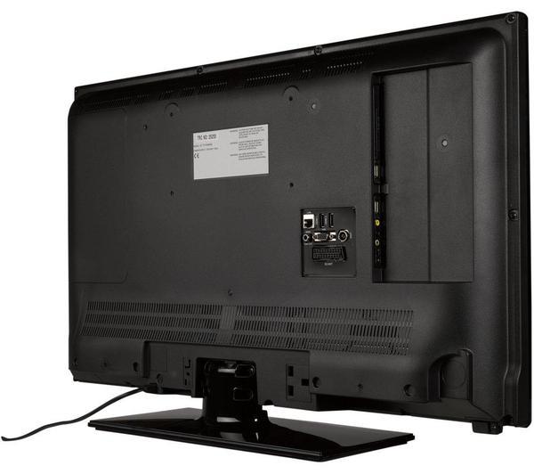 50 JVC LT-50C740 Full HD 1080p Freeview HD Smart LED TV
