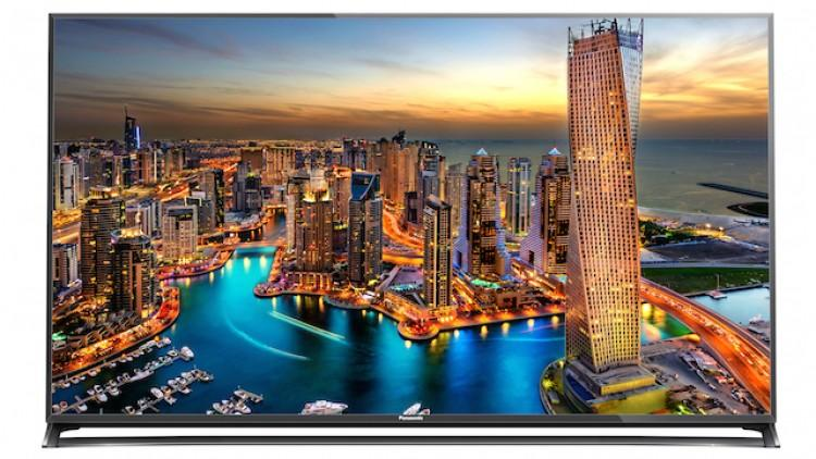 "55"" Panasonic TX55CX802B Ultra HD 4K Freeview HD Smart 3D LED TV"