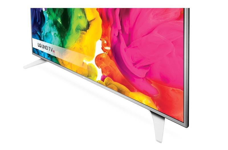 49 LG 49UH650V 4K Ultra HD Freeview HD Smart HDR LED TV