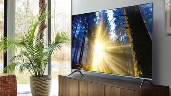 55 Samsung UE55KS7000 4K Ultra HD Freeview Freesat HD Smart LED HDR TV