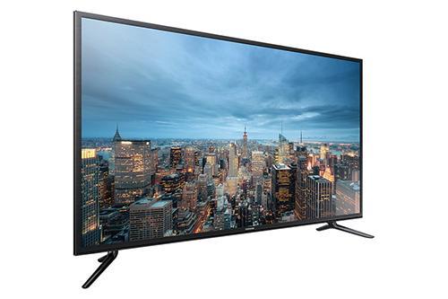 65 Samsung UE65JU6000 4k Ultra HD Freeview HD Smart LED TV