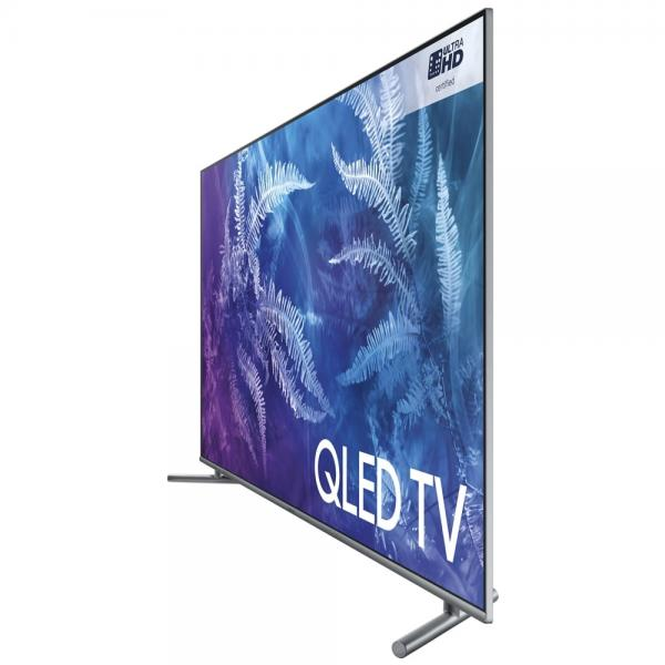 "55"" Samsung QE55Q6FAM 4K HDR Freeview Freesat HD Smart QLED TV"