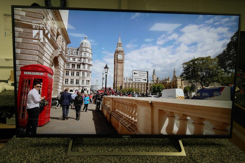 "49"" Sony KD49XE8396 4K Ultra HD HDR Freeview HD Smart Android LED TV"