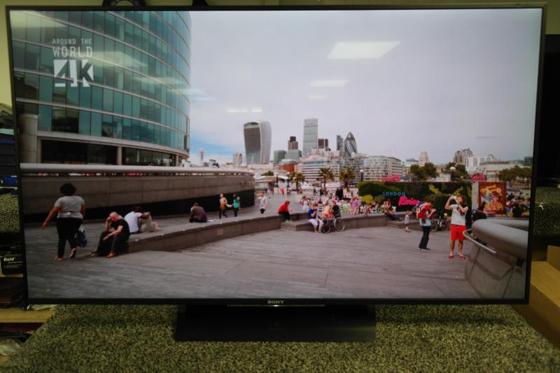 55 Sony KD-55XD8599BU 4k Ultra HD HDR Android Smart LED TV
