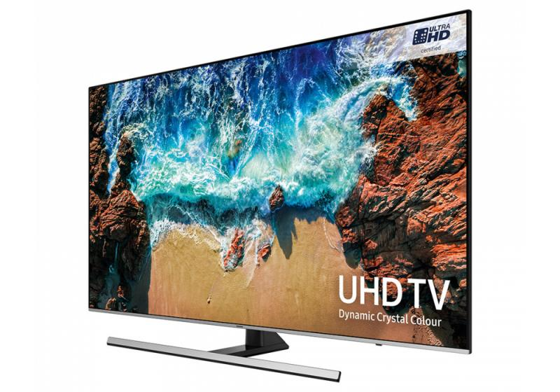 "49"" Samsung UE49NU8000 4K Premium Ultra HD HDR 1000 Smart LED TV"