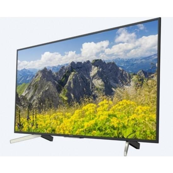 "65"" Sony KD65XF7596BU 4K Ultra HD HDR Freeview HD Smart LED TV"