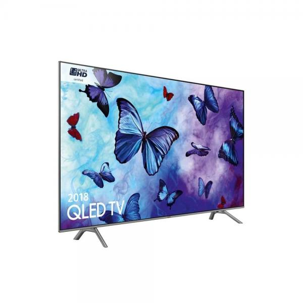 "49"" Samsung QE49Q6FNA Certified 4K Ultra HD HDR QLED TV"