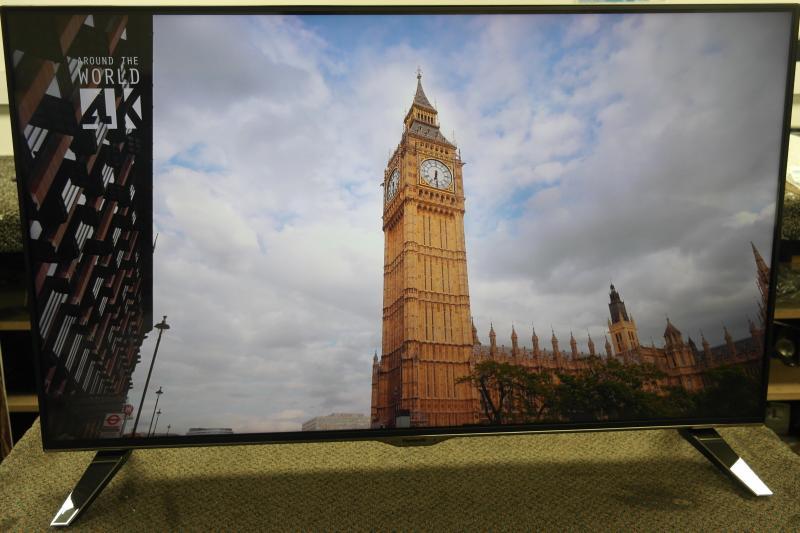 "48"" Panasonic TX-48CX400B Ultra HD 4K Freeview HD Smart 3D LED TV"
