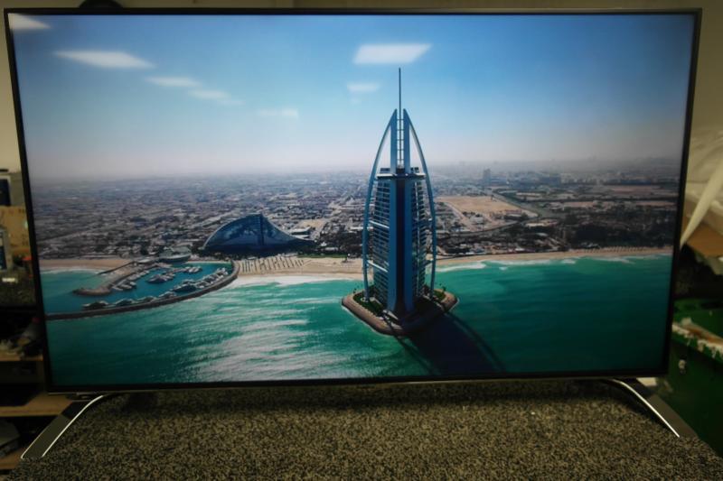 "55"" Panasonic TX-55CX400B Ultra HD 4K Freeview HD Smart 3D LED TV"