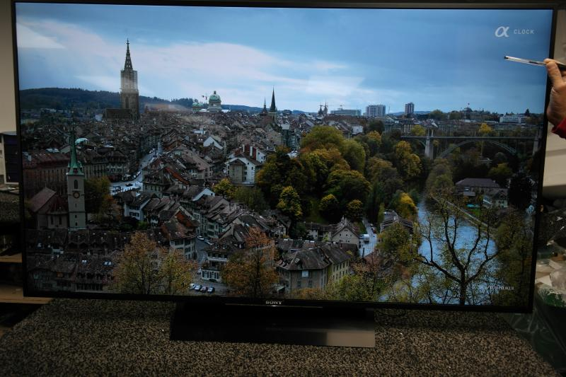 "55"" Sony KD-55XD8599BU 4k Ultra HD HDR Android Smart LED TV"