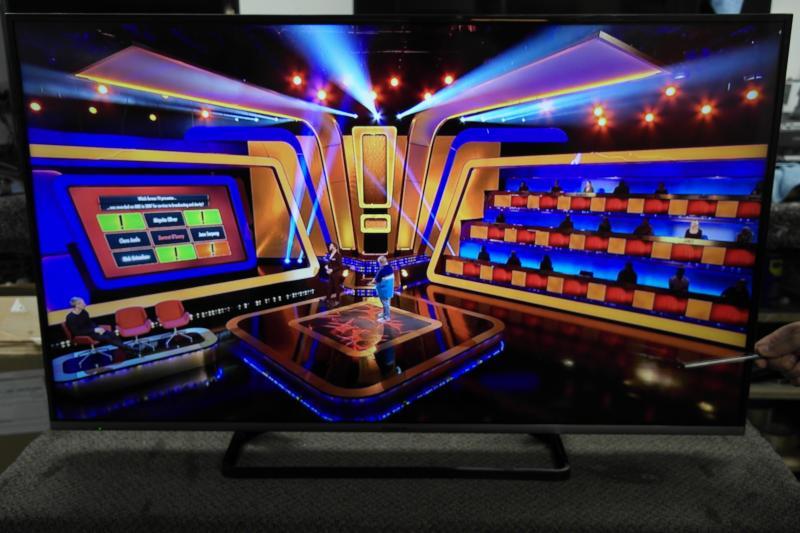 50 Panasonic TX-50AS520B Full HD 1080p Freeview HD Smart LED TV