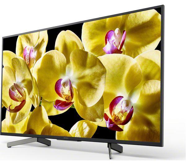 "43"" Sony KD43XG8096BU 4K Ultra HD HDR Android Smart LED TV"