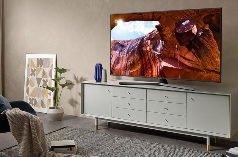 "65"" Samsung UE65RU7470UXXU 4K Certified Ultra HD HDR Smart LED TV"