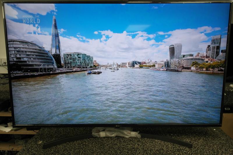 """55"""" LG 55SK8100PLA Nano Cell 4K Super Ultra HD HDR Smart LED TV"""
