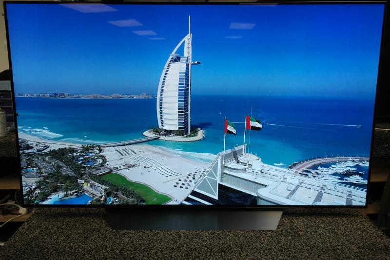 """55"""" LG OLED55B8PLA 4K Ultra HD HDR Smart OLED TV"""