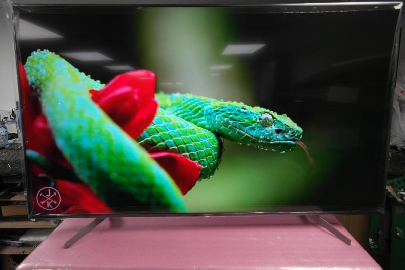 "65"" Sony KD65XG8796BU 4K Ultra HD HDR Android Smart LED TV"