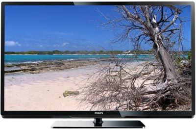 22 Philips 22PFL3207 Full HD 1080p Digital Freeview LED TV