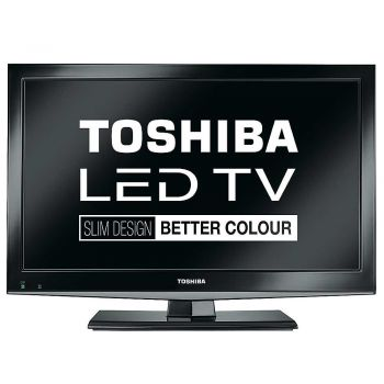 22 Toshiba 22DL702 Full HD 1080p Digital Freeview LED with DVD