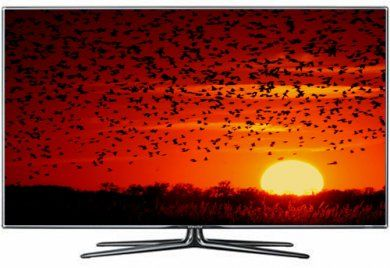 55 Samsung UE55D7000 Full HD 1080p Digital Freeview 3D LED TV