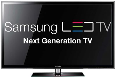 46 Samsung UE46D5000 Full HD 1080p Digital Freeview LED TV
