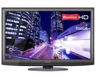 42 Panasonic TXL42D25B Full HD 1080p Digital Freeview LED TV