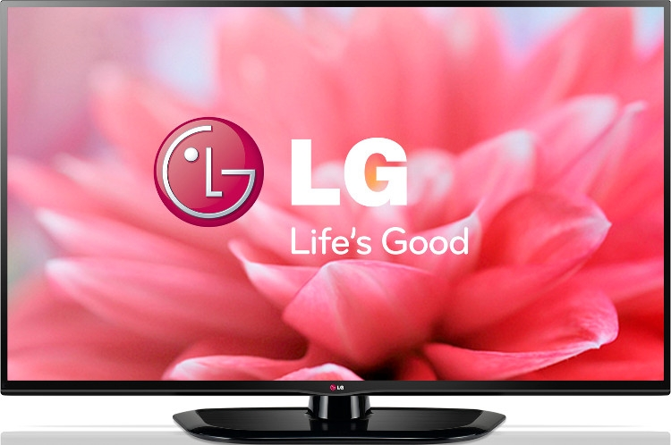 50 LG 50PN450B HD Ready Digital Freeview Plasma TV