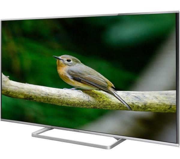 48 Panasonic TX48AS640B Full HD 1080p Freeview HD Smart 3D LED TV