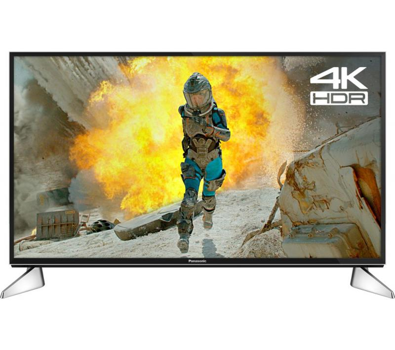49 Panasonic TX-49EX600B 4K HDR Ultra HD Freeview HD Smart LED TV