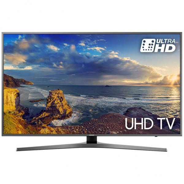 "49"" Samsung UE49MU6470 4k Ultra HD HDR Freeview Freesat HD Smart LED TV"