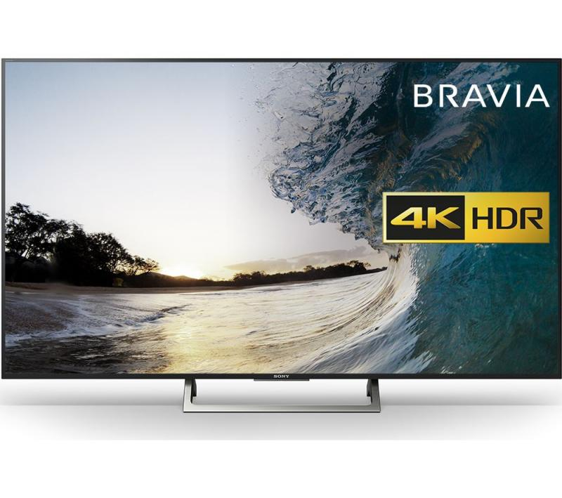 "55"" Sony KD55XE8396 4K Ultra HD HDR Smart Android LED TV"