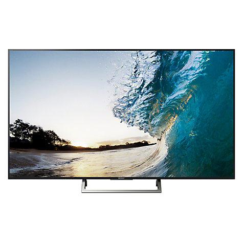 """65"""" Sony KD65XE8596BU 4K Ultra HD HDR Freeview HD Smart Android LED TV"""
