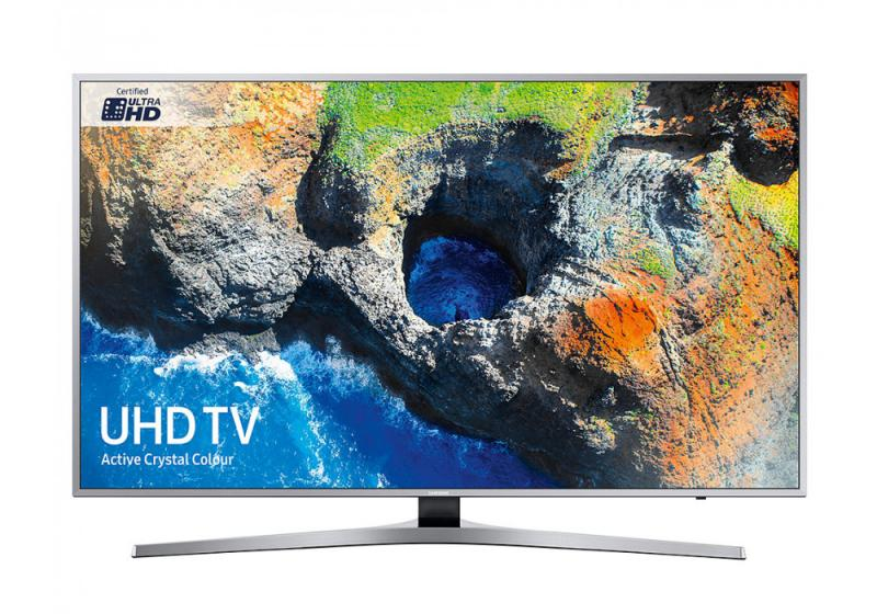 55 Samsung UE55MU6400 4k Ultra HD HDR Freeview Freesat HD Smart LED TV