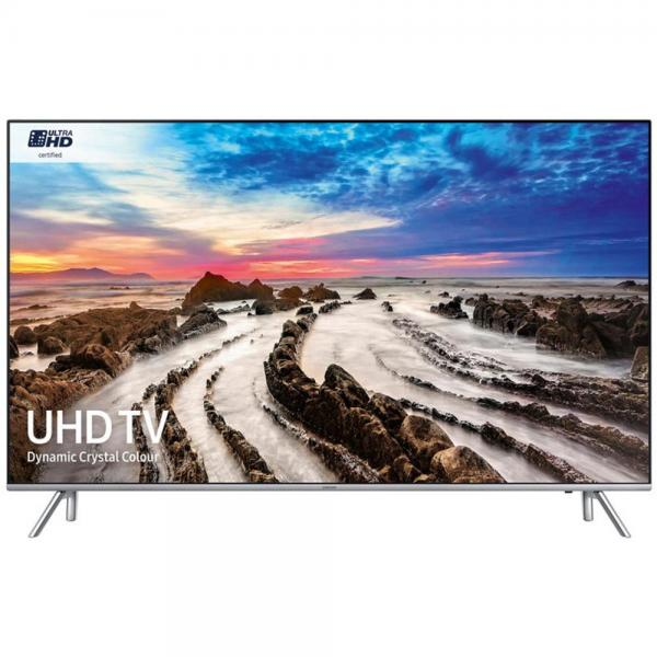 "49"" Samsung UE49MU7000 4K Ultra HD HDR Freeview Freesat HD Smart LED TV"
