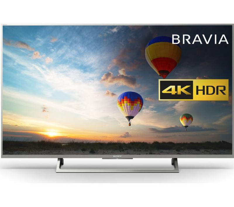 "49"" Sony KD49XE8077 4K Ultra HD HDR Android Smart LED TV"