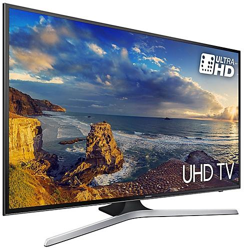 40 Samsung UE40MU6100 4K Ultra HD HDR Freeview HD Smart LED TV