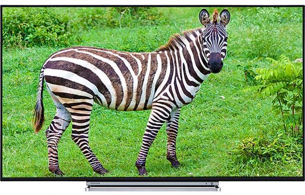 49 Toshiba 49U5766DB 4K Ultra HD Freeview HD Smart LED TV