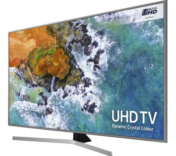 "50"" Samsung UE50NU7470 4K Certified Ultra HD HDR Smart LED TV"