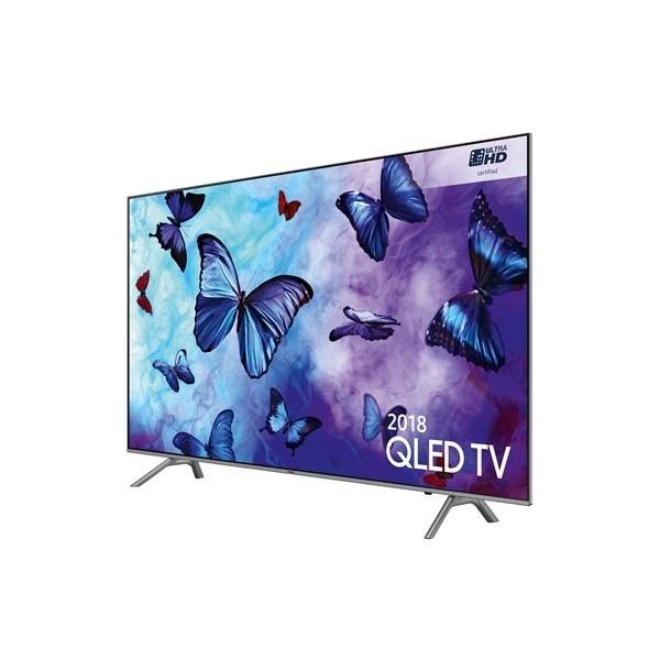 "49"" Samsung QE49Q6FNA Certified 4K Ultra HD HDR QLED TV"