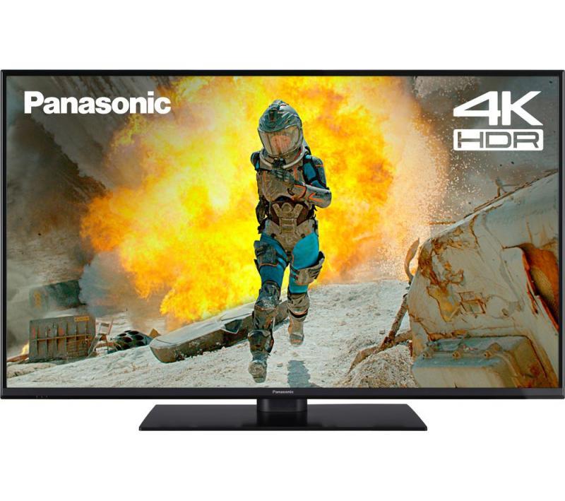 "55"" Panasonic TX-55GX555B 4K Ultra HD HDR Smart LED TV"